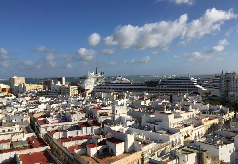 Landausflüge in Cadiz auf eigene Faust