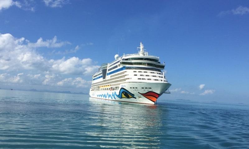 Südostasien Kreuzfahrten mit AIDA Cruises