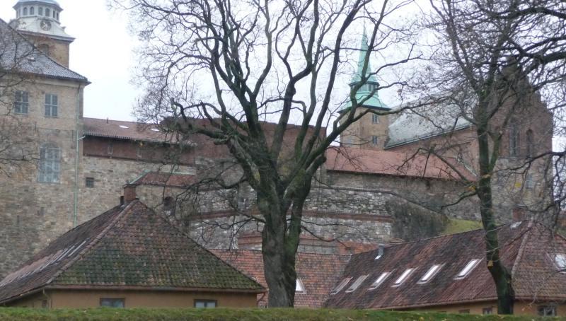 Des Festung Akershus