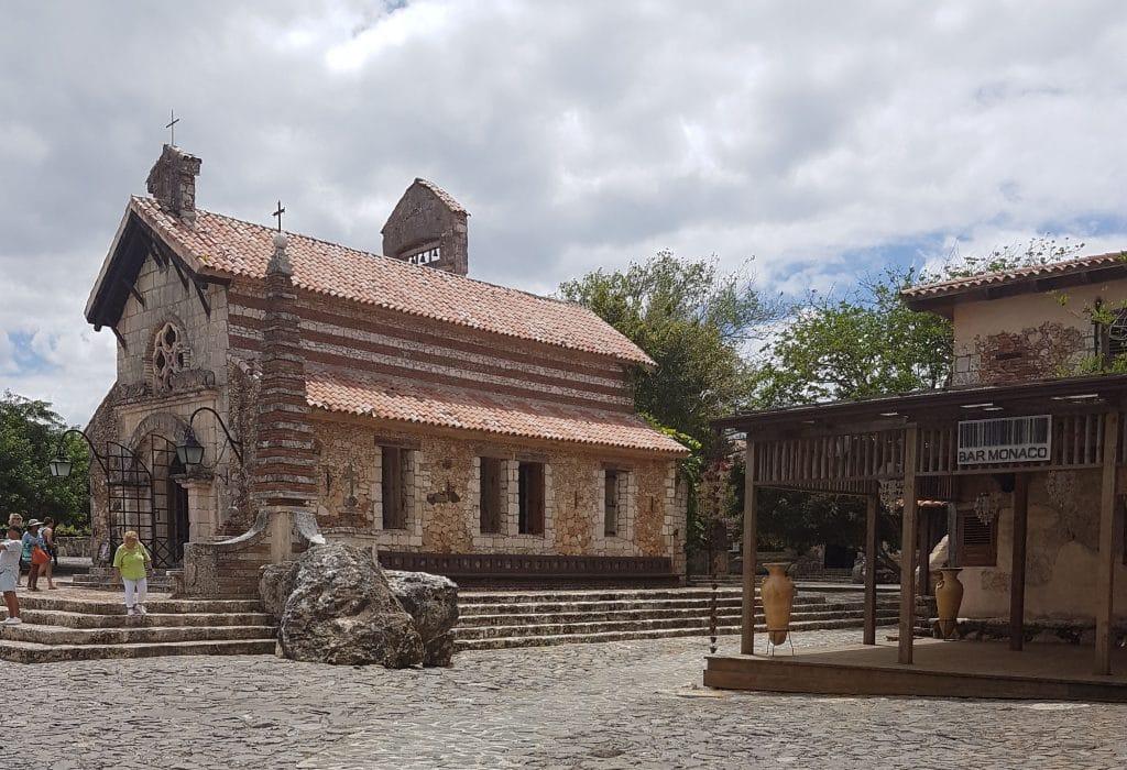 Kirche des heiligen Stanislaus in Altos de Chavon
