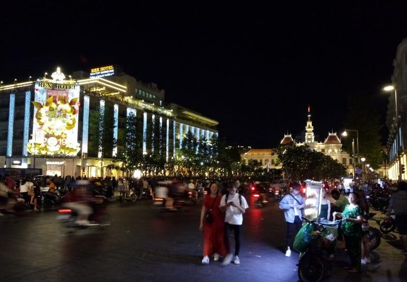 Ho-Chi-Minh-Stadt und Phu My auf eigene Faust