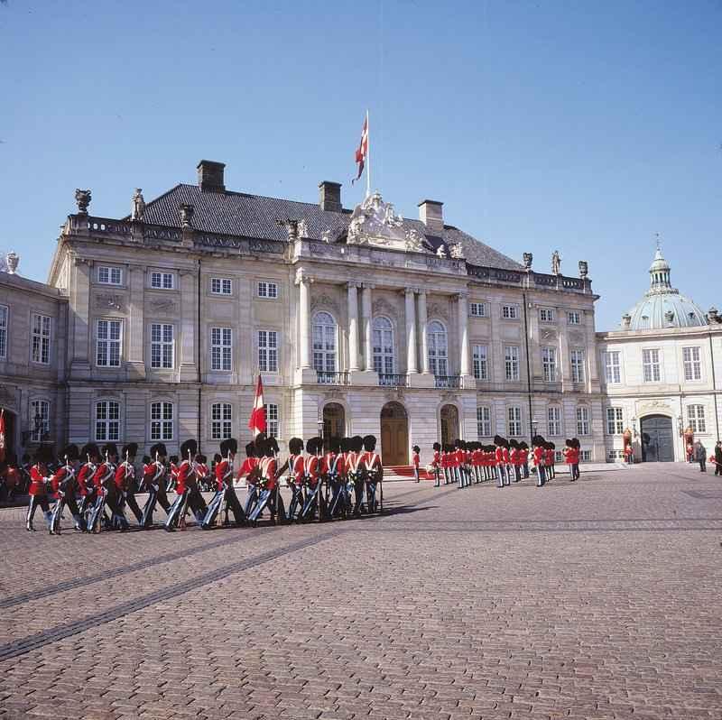 Amalienburg Palast