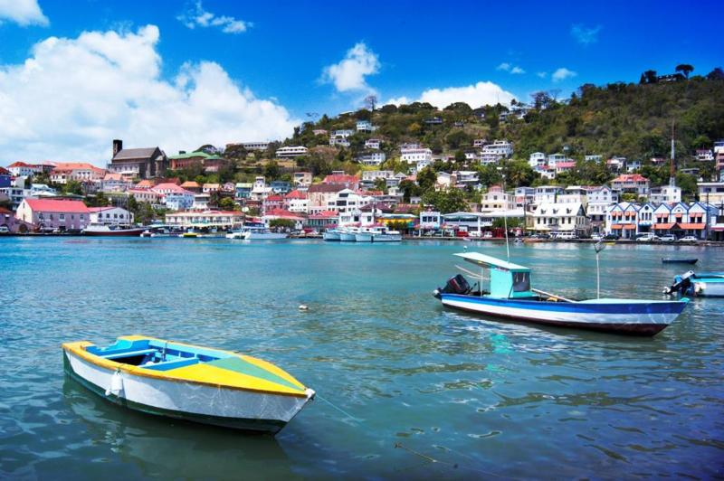 St. George's Harbour, Grenada