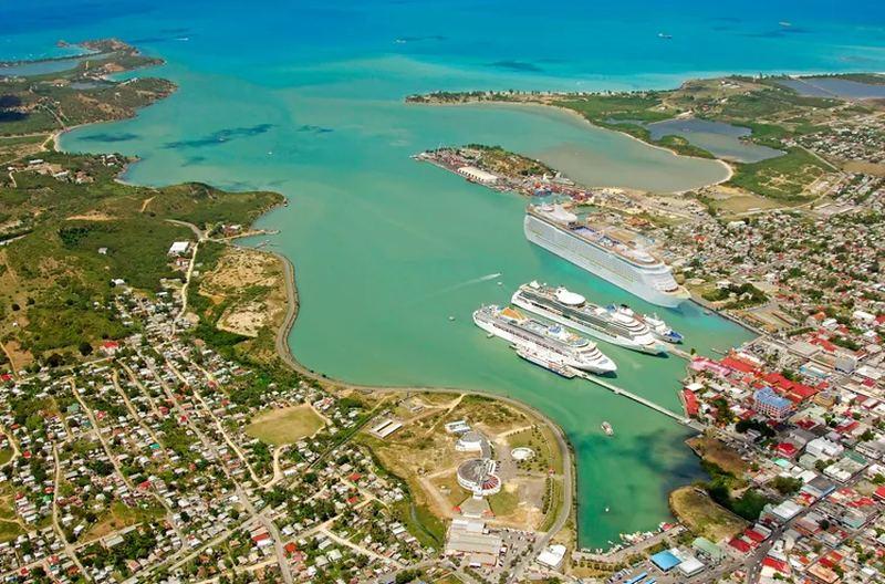 Antigua Cruise Terminal wird erweitert