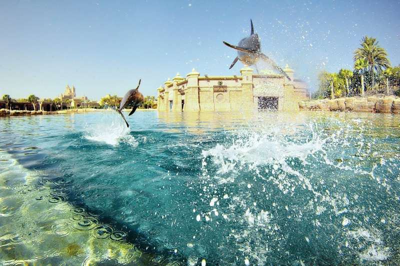 Landausflüge in Dubai zum Aquaventure Waterpark