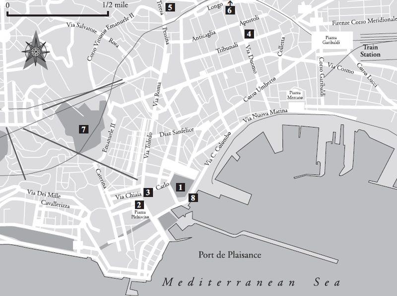 Neapel auf eigene Faust zu Fuß erkunden