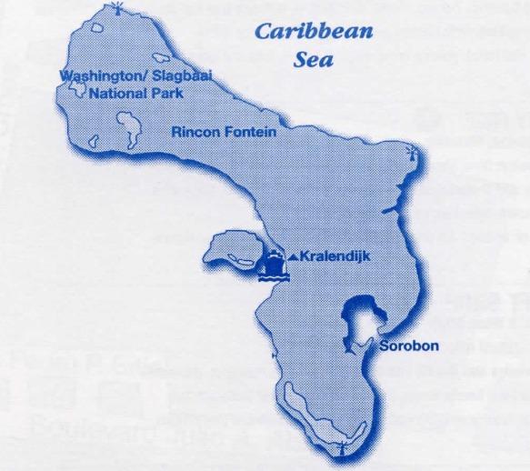 Landausflüge auf Bonaire auf eigene Faust
