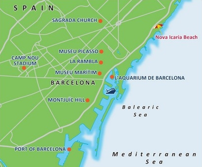 Landausflüge in Barcelona auf einen Blick