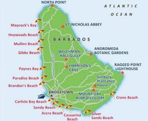 Landausflüge auf Barbados auf eigene Faust