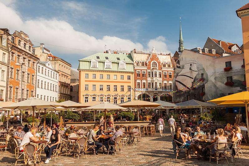 Landausflüge in Riga ausf eigene Faust
