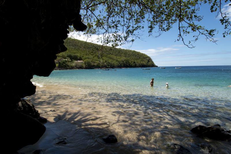 Baden und Schnorcheln auf Martinique