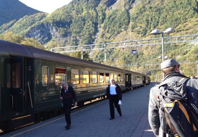 Bahnhof Flam