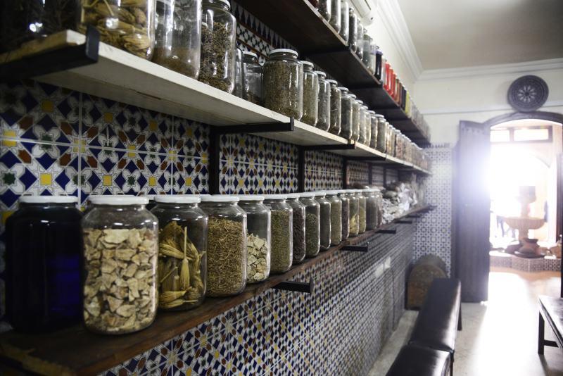 Berber-Apotheke in Agadir