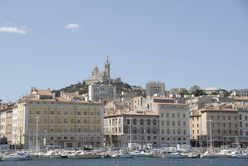 Landausflüge in Marseille auf eigene Faust