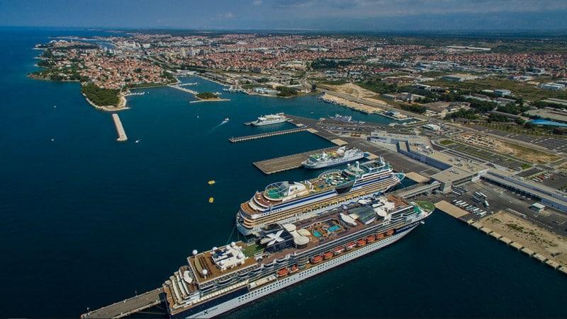 Noch ein Blick auf den Hafen