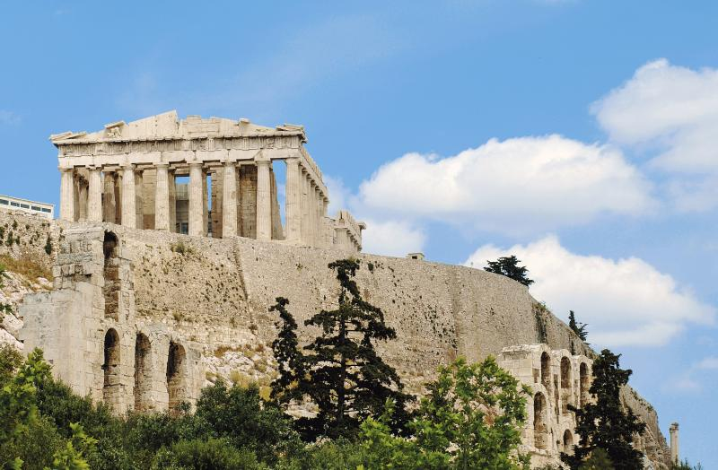 Landausflüge in Athen auf eigene Faust