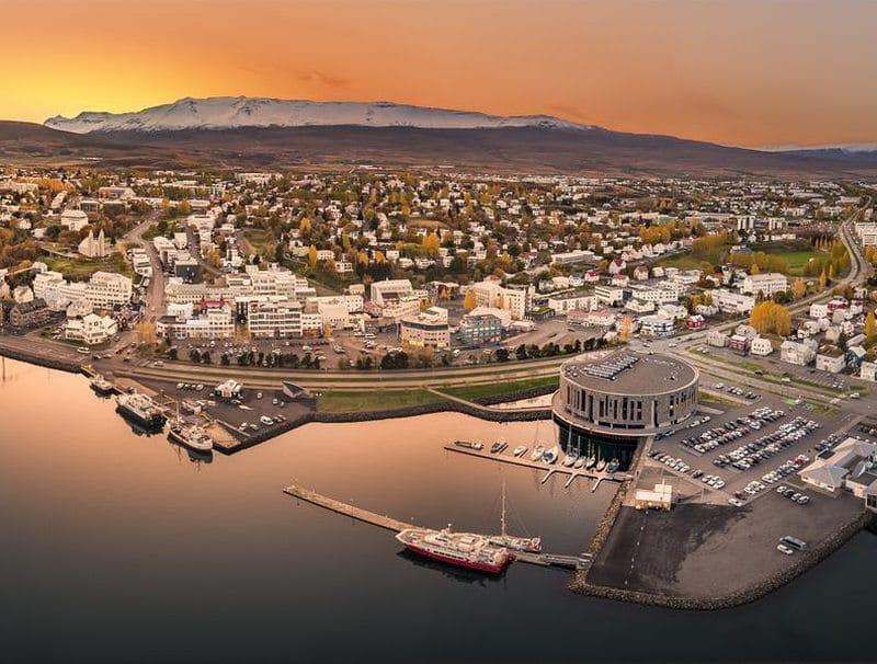 Landausflüge in Akureyri auf eigene Faust