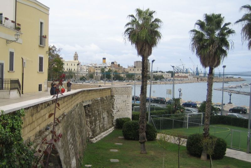 Landausflüge in Bari