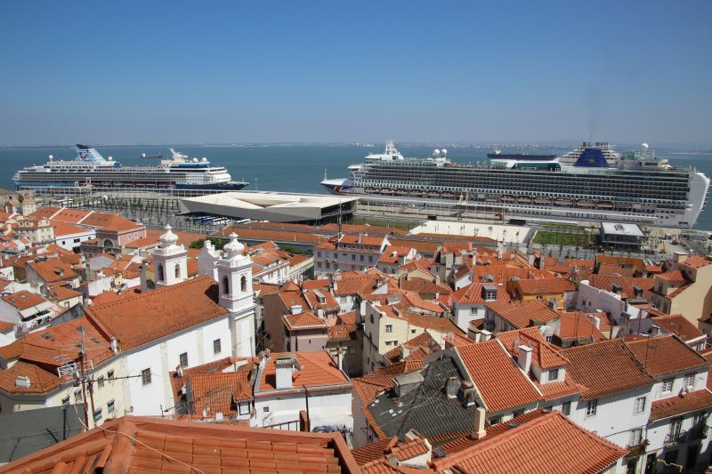 Landausflüge in Lissabon auf eigene Faust