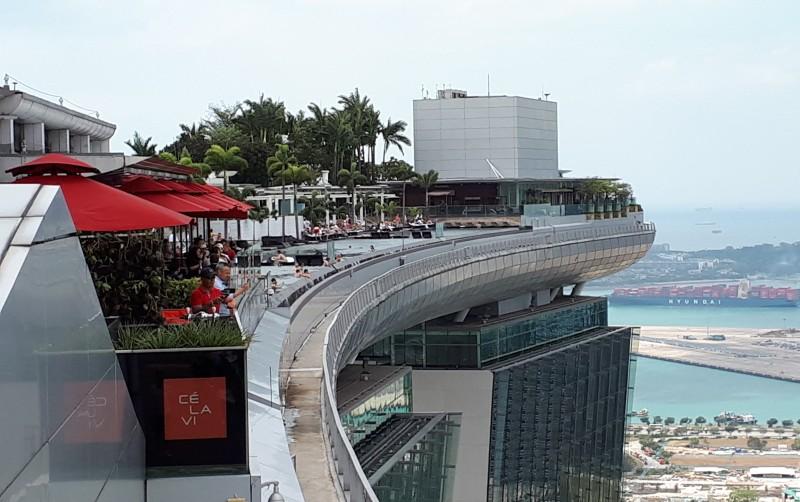 Das Marina Bay Sands ist das beliebteste Ziel für Landausflüge in Singapur