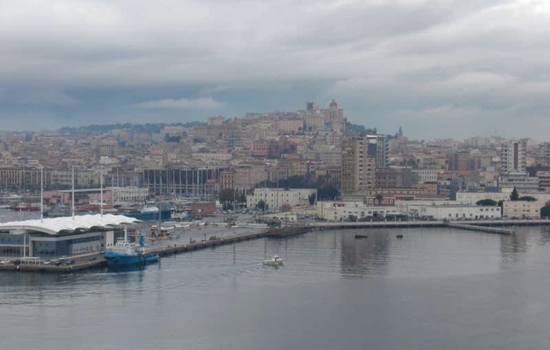 Landausflüge in Cagliari auf eigene Faust