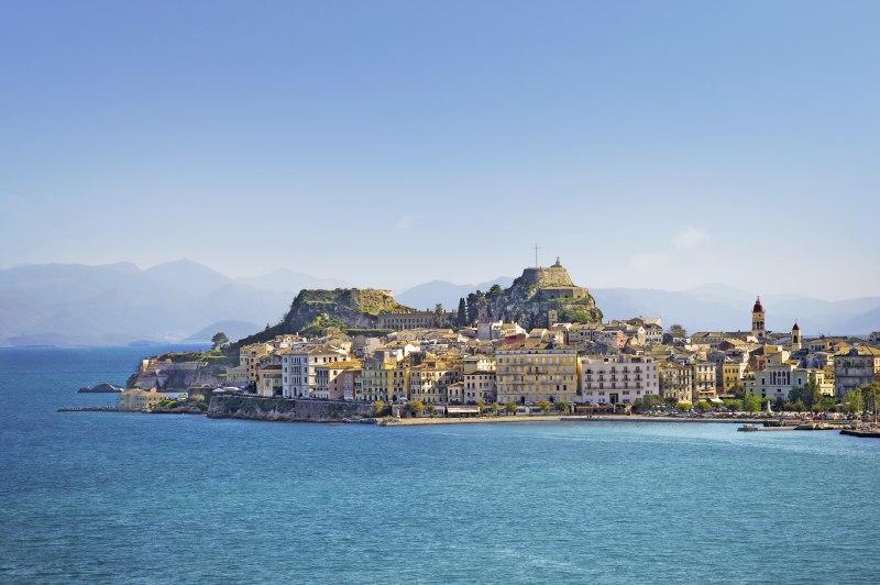 Landausflüge auf Korfu auf eigene Faust