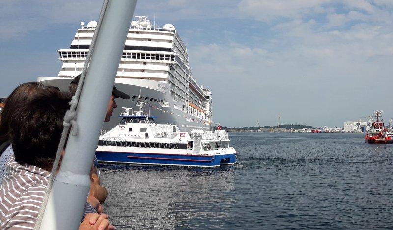 Bootsausflug zum Lysefjord