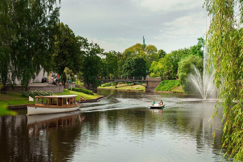 Riga auf eigene Faust