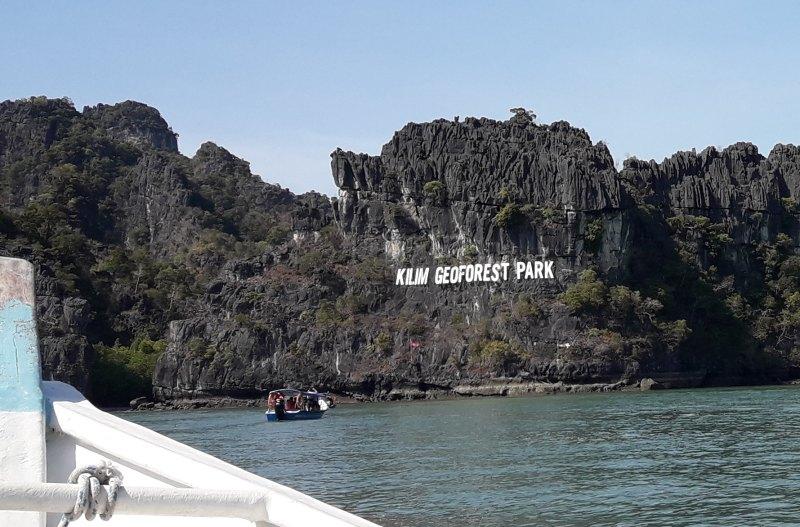 Bootsfahrten im Kilim Karst Geoforest Park