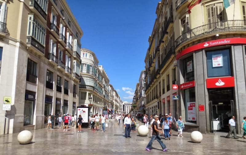 Calle Marques de Larios