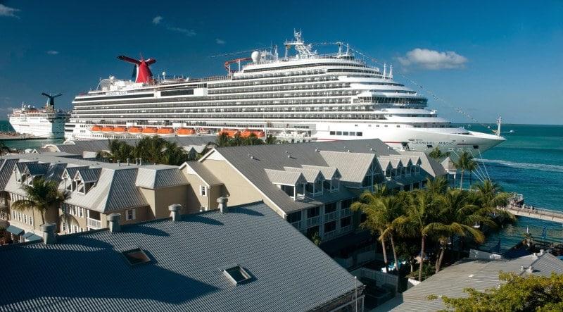 Carnival Schiffe in Key West
