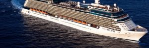 Celebrity Eclipse auf See