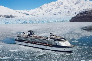 Celebrity Millennium in Alaska