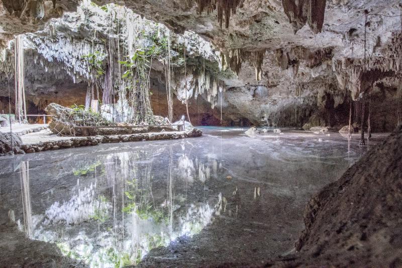 Cenote Chaak Tun