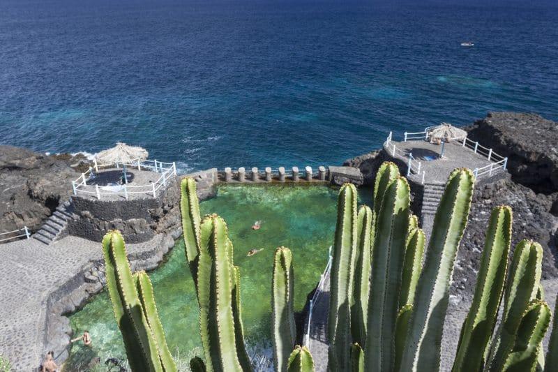 Meerwasser-Schwimmbad Charco Azul