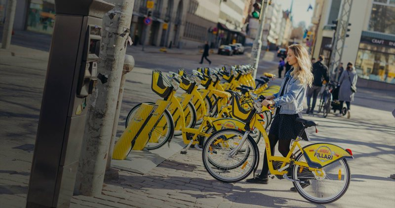 Citybike Helsinki