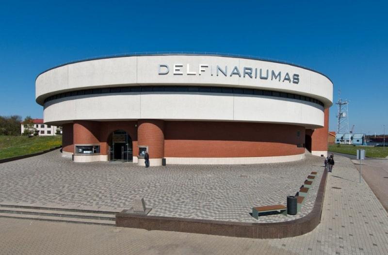 Das Delfinarium