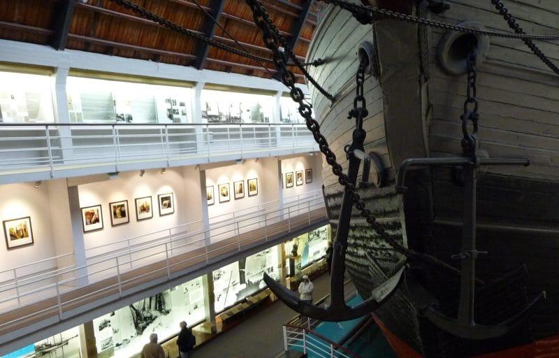 Landausflüge in Oslo zum Fram Museum