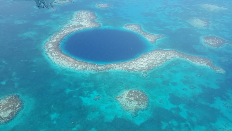 Das Great Blue Hole