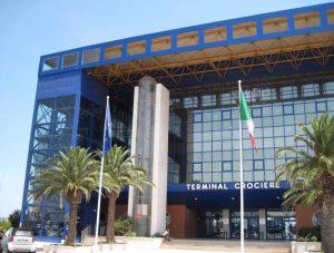 Das Kreuzfahrt-Terminal