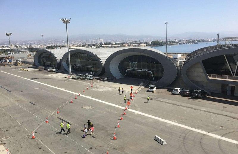 Das neue Kreuzfahrt-Terminal