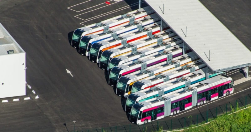 Das neue Verkehrsmittel TCSP