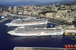 Der Heimathafen von MSC Kreuzfahrten