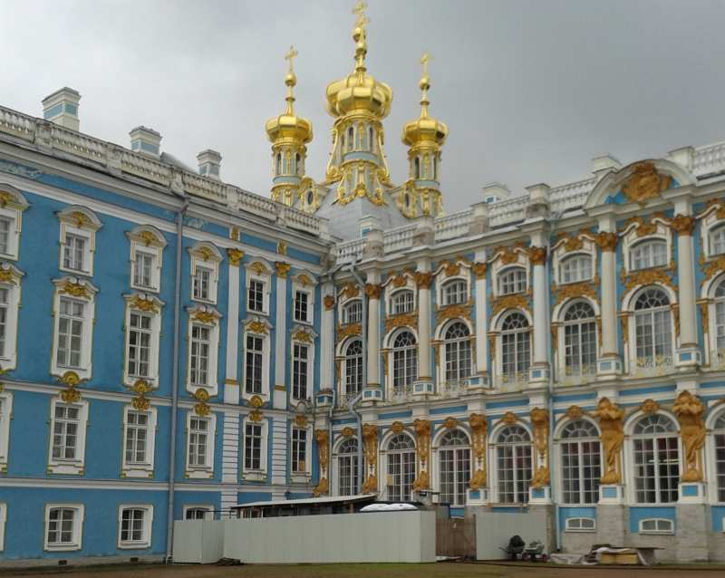 Der Katharinenpalast