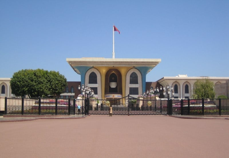 Der Palast des Sultans