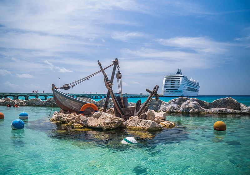 Landausflüge in Costa Maya auf eigene Faust