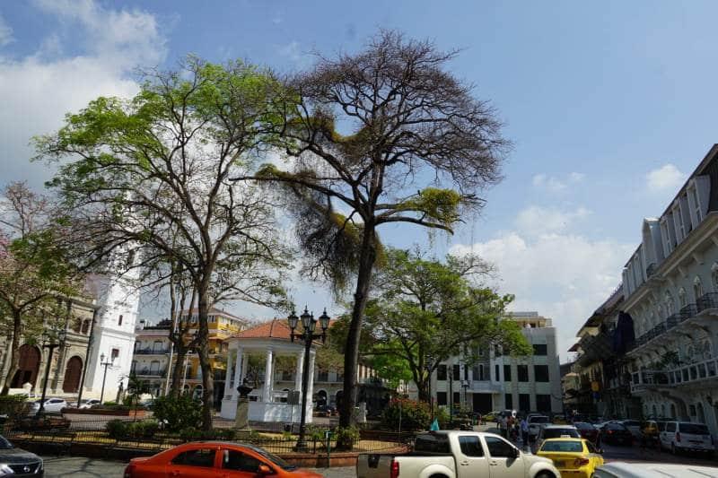 Die Altstadt von Panama-City