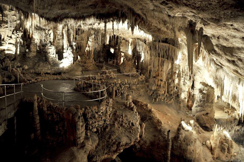Landausflüge auf Mallorca zu den Drachenhöhlen