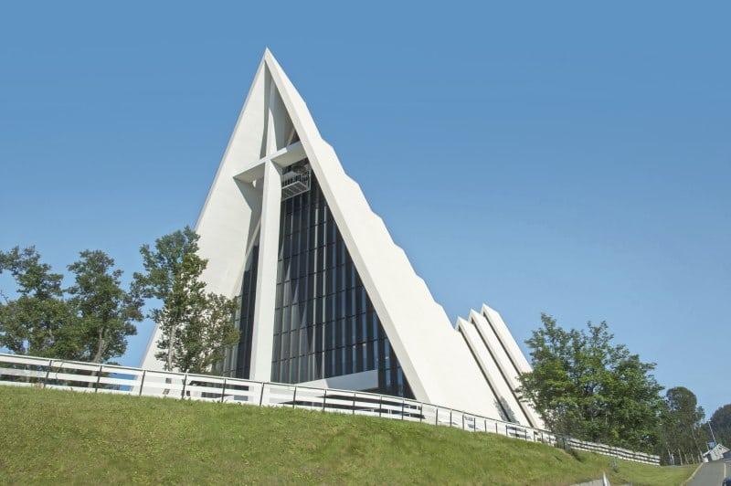 Die Eismeer-Kathedrale