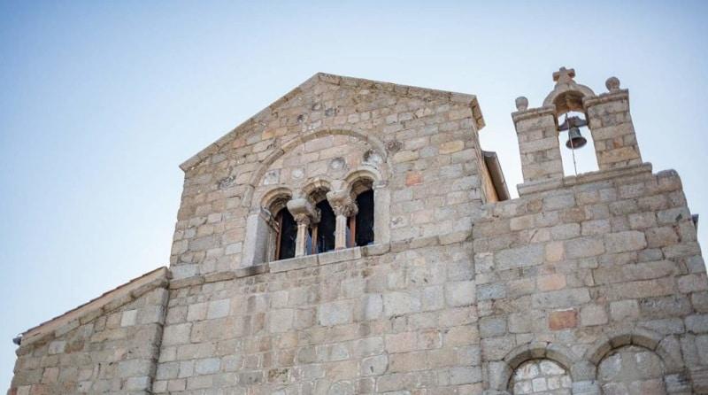 Die schlichte Basilika